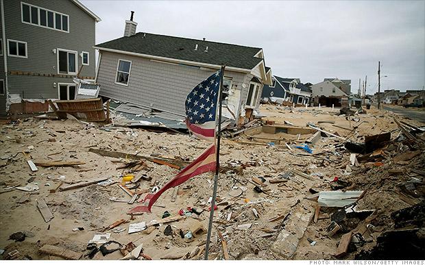6,5 millones de hogares en riesgo por marejadas ciclónicas